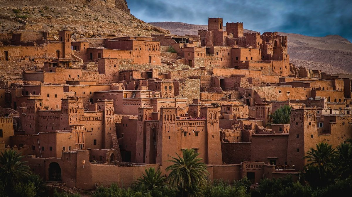Le Maroc, un pays aux paysages divers
