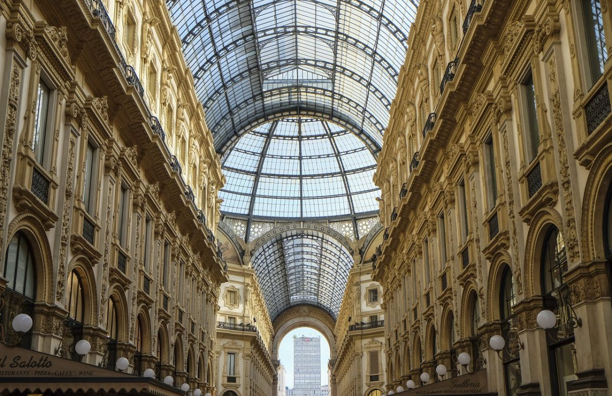 Milan, la capitale de la mode