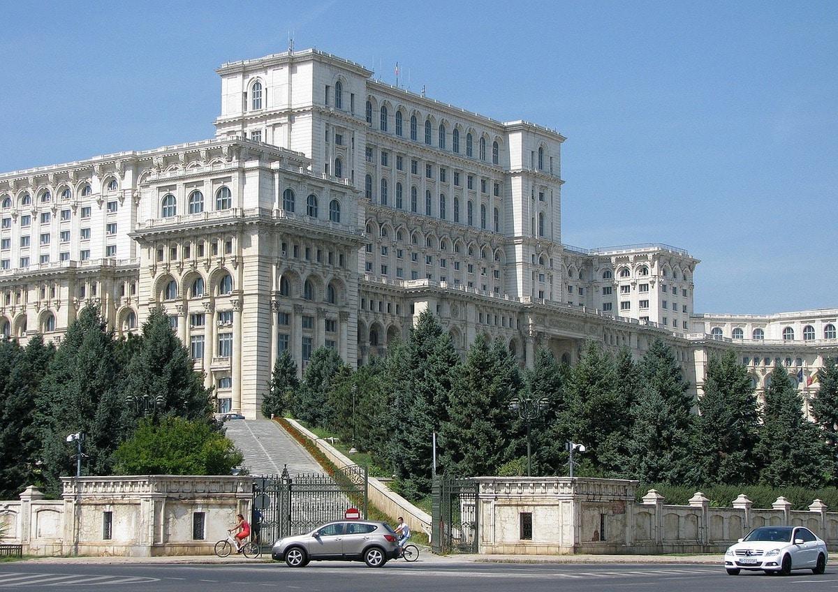 Palais du Parlement Bucarest