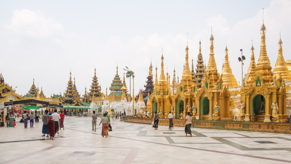 5 incontournables à ne pas manquer au Myanmar