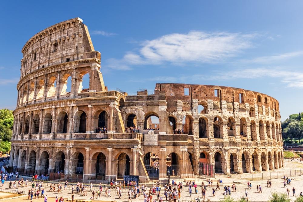 Visiter le Colisée de Rome en Italie