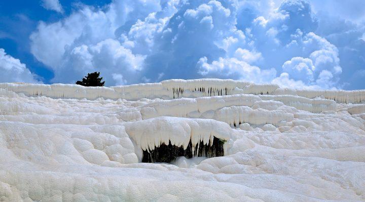 Plus beaux paysages du monde Pamukkale