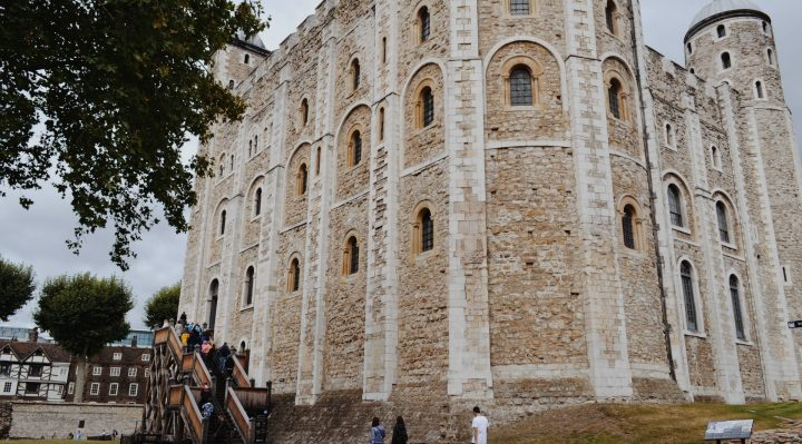Visiter une ancienne prison Tower of London