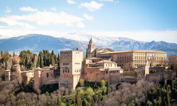 Visiter l'Alhambra à Grenade, le magnifique complexe d'art mauresque d'Espagne