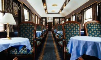 Voyager dans les meilleurs trains d'exception du monde